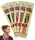 Neck Buddy Cool Cooling Scarf Travel Bandana Pain Hot Weather Poly Crystal Wrap