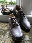 ROCKPORT Men's WESTGROVE PEBBLE Brown Leather shoes NEW