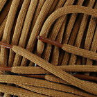 Cord Round Tan Brown 5mm Laces Shoes Boots HikingBoots