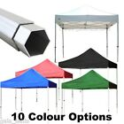 PRO - 40 POP UP GAZEBOS COMMERCIAL GRADE INSTANT FRAME ALUMINIUM HEAVY DUTY