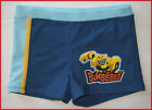 TRANSFORMERS Boys SWIM SHORTS Trunks Togs - Sz 3 4 6 7 8  NEW