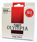 Olympia high quality platinum electric guitar strings