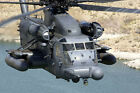 MA32 Military MH-53J Pave Low IIIE Pavelow Helicopter Poster Print - A2 A3