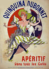 AD74 Vintage 1895 French Aperitif Wine Drink Advertisment Poster A1 A2 A3