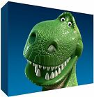 Dino Dinosaur Toy Story Canvas Art - Choose your size - Ready to Hang - Free P&P