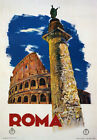 TV78 Vintage 1935 Roma Rome Italian Italy Travel Tourism Poster A2/A3 Reprint