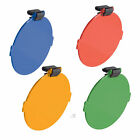 Deben Tracer Flip-up Filter - Atom/Mini/Max/Tri-Star Lamp - Red/Amber/Green/Blue