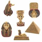 Egyptian Magnets - Ancient Egypt Symbols Small Magnets Fridge  6 Variations