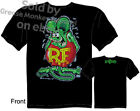 Black Rat Fink T shirt, Big Daddy Shirt, Real Rat Tee, Sz M L XL 2XL 3XL Quality
