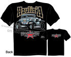 Gasser 30 31 Ford T shirt Solo Speed Shop Shirts Drag Race Tee Sz M L XL 2XL 3XL