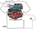 67 68 69 Camaro T shirt 1967 1968 1969 Chevy Muscle Car Shirt Tee M L XL 2XL 3XL