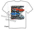 64 66 69 GTO T-shirt 1964 1966 1969 Pontiac Muscle Car Tee Automotive Clothing