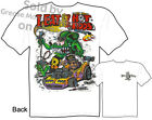 Beatnik Bandit 2 Rat Fink T shirt Ed Big Daddy Clothing Hot Rod M L XL 2XL 3XL
