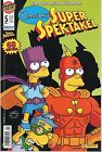 Simpsons SUPER SPEKTAKEL #5 ~ 2011 NEU / BAGGED