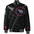 """Tennessee Titans On Point NFL Cotton Twill Jacket Free S&H """"Blowout"""" SALE!!"""