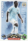 Match Attax 09/10 Man City Cards Pick Your Own From List