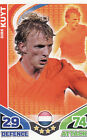 Match Attax World Cup 2010 Holland & Honduras Cards Pick From List