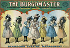 B50 Vintage Musical Comedy Theatre Poster A1 A2 A3