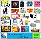 NEW BOYS CARTOON CHARACTER BRIEFS - PICK & MIX DESIGN/COLOUR/SIZE 1-10 YEARS