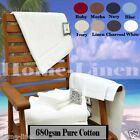 Hotel Quality 100% Cotton Bathroom Bath sheet/mat/towel&Hand Towel&Face Washer