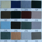 """0.7 MM ULTRA MICROFIBER SUEDE FAUX LEATHER PATCH WESTERN CHAPS POUCH BLACK 55""""W"""
