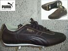 BRAND NEW RARE PUMA SIENA TRAINERS SHOES RARE UK 6 - 7 RRP £70 RETRO BROWN MENS