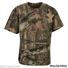 Russell Outdoors BOYS GIRLS YOUTH TEES S-XL Mossy Oak Infinity Realtree T-shirtShirts & Tops - 177874