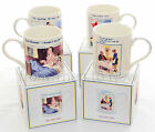 Donald McGill Retro Postcard Boxed China Mug Vintage Seaside Various Designs