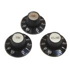 Witches hat guitar control knobs any combination of tone and volume TTV:TV:T:V