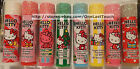 Sanrio HELLO KITTY Flavored CHRISTMAS LIP BALM GLITTER Caps *YOU CHOOSE* 2/6