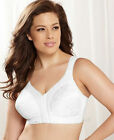 Playtex 18 Hour Front Close Bra with Comfort Straps - Style 4695 - White
