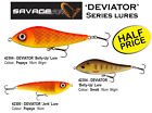 Savage Predator Lures *DEVIATOR SERIES LURES* for Pike & Sea & Predator Fishing
