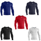 NEW MENS UNDER ARMOUR HEAT GEAR SONIC COMPRESSION BASE LAYER LONG SLEEVE TOP
