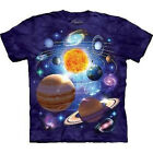 The Mountain You Are Here Universe T-shirt