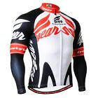 FIXGEAR CS_1201 Men's Cycling Jersey Road Bike Shirts MTB Bicycle Riding Top