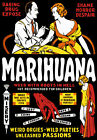 AZ15 Vintage 1930's Marihuana Marijuana Anti Drugs Film Poster Re-Print A2/A3