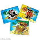 Pirate Mini Jigsaw Puzzles Party Bag Filler Childrens Party Loot Fillers