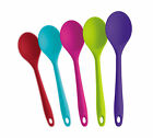 CKS Zeal Silicone Round Cooking Spoon - Various colours available.