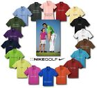 3 NIKE GOLF Mens XS-4XL Dri-Fit MICRO PIQUE Polo Sport Shirts EMAIL ME COLORS