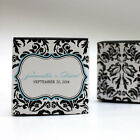 love bird chocolates - 20 Love Bird Damask Printed Favor Boxes Wedding Favors