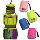 New Travel Cosmetic Makeup Toiletry Wash Bag Cosmetic Bags Organizer Hanging