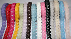 Lace Cotton Washi Tape 15mm x 1.7 m Roll Decorative Sticky  Masking Adhesive