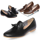 New Mooda Stylish Tassel Mens Leather Slip On Casual Dress Shoes