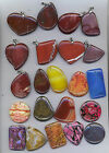 JASPER GEMSTONE PENDANTS