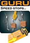 Quickstops - GURU SPEED STOPS - Baiting Pellets, Sweetcorn, Fishing Hair Rigs