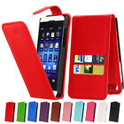 Flip Wallet Leather Case Cover For Blackberry Z10 BB 10 + Screen Guard Stylus