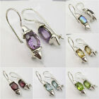 925 Pure Silver Artisan Dangle Earrings ! Bestseller Affordable Wedding Jewelry