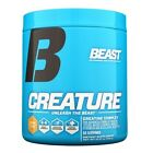Beast Sports CREATURE Creatine Powder Endurance Recovery - 60 Servings, 300g on eBay