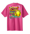 I Believe In God And Softball Youth Matching Front Crest T-Shirt