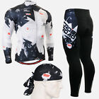 FIXGEAR CS-1701-SET Cycling Jersey & Pad Pants Kit Road bike MTB Custom design